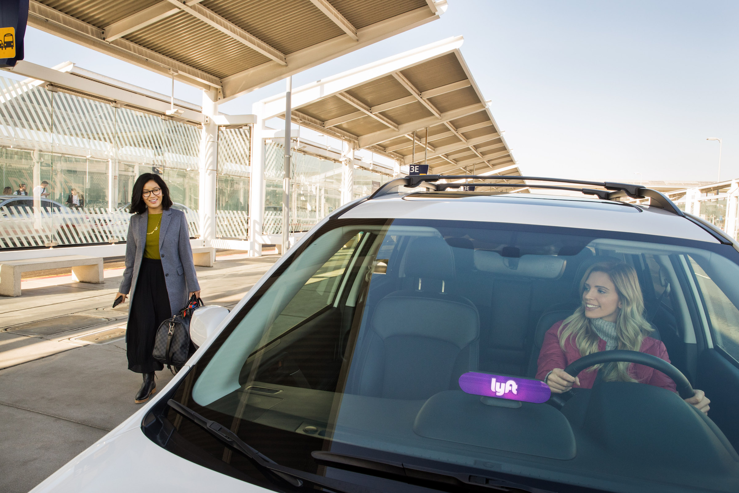 Lyft In Miami >> Lyft And Brightline Become Mobility Partners In Miami