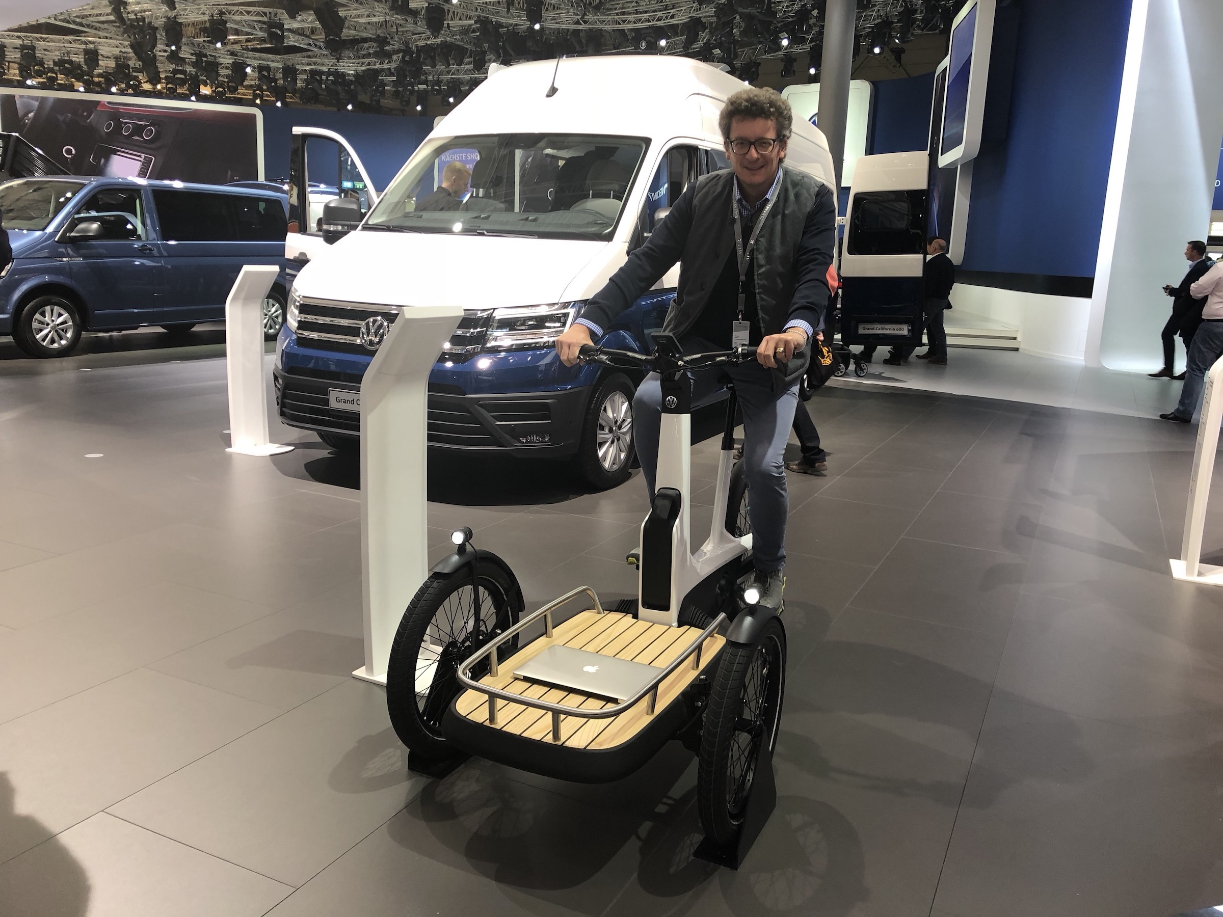 3580877975f Streetscooter And Vw Launch Their Own Cargo E Bikes Lastmile Zone