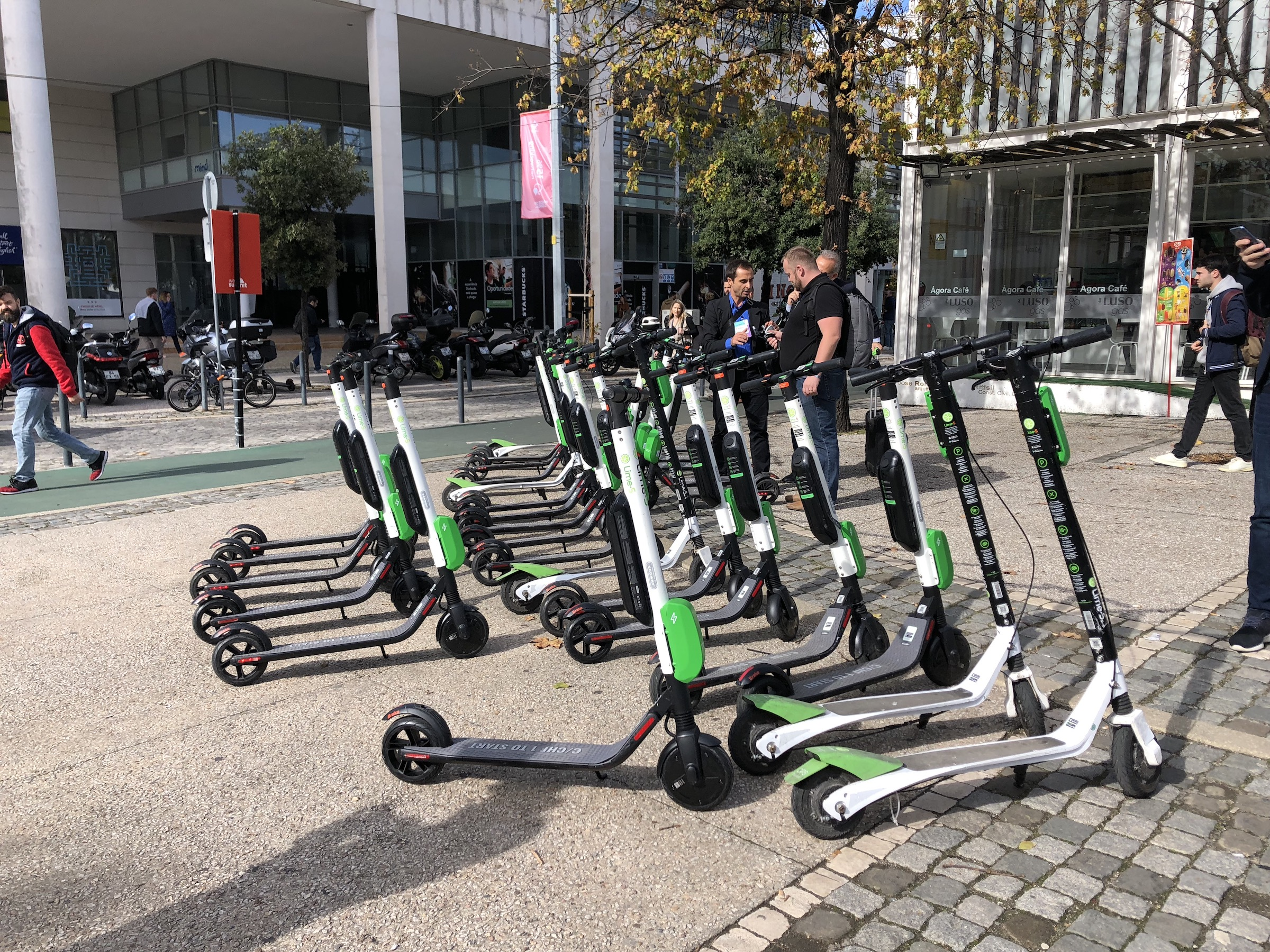 e scooters 100 million for the launch in germany